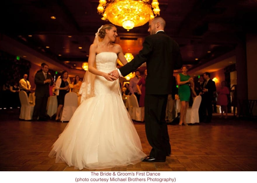 Church Landing First Dance - Aaron Topfer
