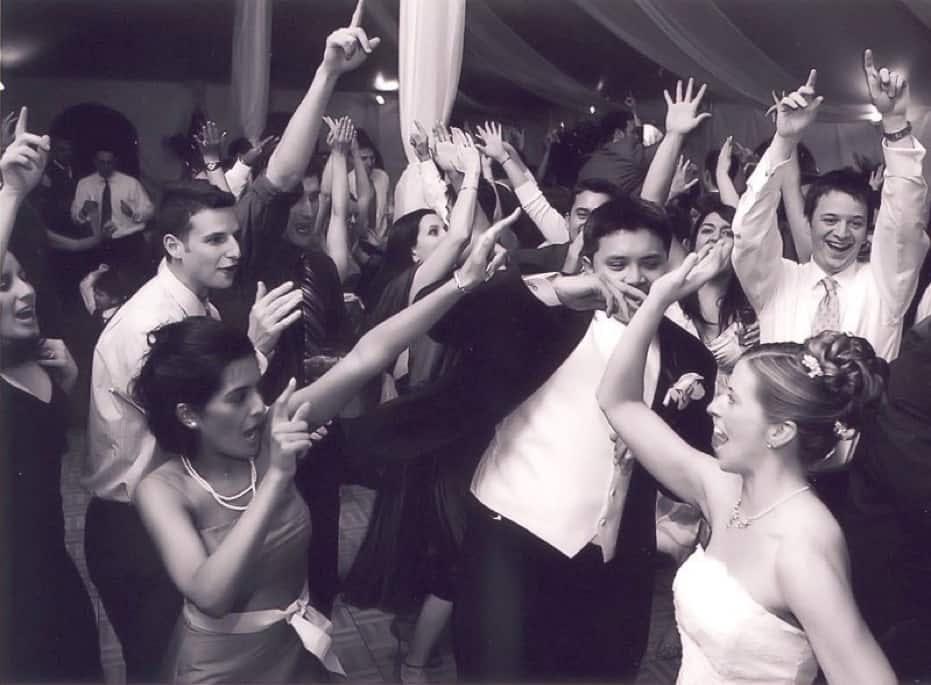 Aaron Topfer DJ Wedding Dance Party | AaronTopfer.com