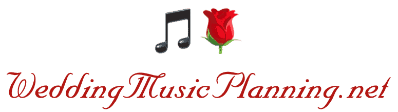 Wedding Music Planning Logo | WeddingMusicPlanning.net